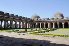 Jami Masjid grande, Mandu Imagem de Stock Royalty Free