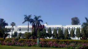 Jamia Millia Islamia πανεπιστημιακό Νέο Δελχί Ινδία Στοκ εικόνες με δικαίωμα ελεύθερης χρήσης