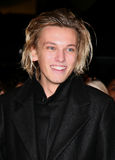 Jamie Campbell-Bower Stock Photo