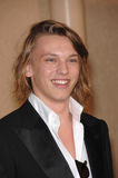 Jamie Campbell-Bower Stock Photography