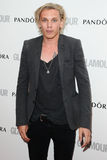 Jamie Campbell Bower Royalty Free Stock Photography