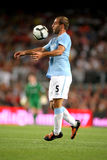 Pablo Zabaleta of Manchester City Stock Image
