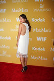 Jamie Chung arrives at the City of Hope's Music And Entertainment Industry Group Honors Bob Pittman Event Royalty Free Stock Photography