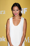 Jamie Chung arrives at the City of Hope's Music And Entertainment Industry Group Honors Bob Pittman Event Royalty Free Stock Images