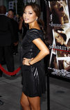Jamie Chung. HOLLYWOOD, CALIFORNIA - Thursday September 3, 2009. Jamie Chung at the Los Angeles premiere of `Sorority Row` held at the ArcLight Theater royalty free stock photo