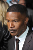 Jamie Foxx. LOS ANGELES, CA - NOVEMBER 4, 2014: Jamie Foxx at the Los Angeles premiere of his movie Horrible Bosses 2 at the TCL Chinese Theatre, Hollywood Royalty Free Stock Images