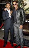Jamie Foxx and Will Smith Stock Photos