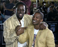 Jamie Foxx. At the World premiere of `I, Robot` held at the Mann Village Theatre in Westwood, USA on July 7, 2004 Stock Photography