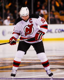 Jamie Langenbrunner New Jersey Devils Royaltyfria Bilder