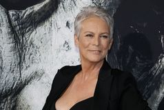 Jamie Lee Curtis stockfoto