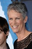 Jamie Lee Curtis. At the Los Angeles premiere of 'Avatar' at Grauman's Chinese Theatre, Hollywood. December 16, 2009 Los Angeles, CA Picture: Paul Smith / stock image