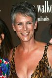 Jamie Lee Curtis,Pink Royalty Free Stock Image