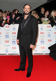 Jamie Lomas. Arriving for the National Television Awards 2014 (NTAs), at the O2, London. 22/01/2014 Picture by: Alexandra Glen / Featureflash Royalty Free Stock Photo