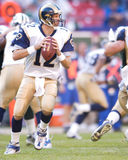 Jamie Martin. St. Louis Rams QB Jamie Martin, #12.  (image taken from color slide Stock Photography