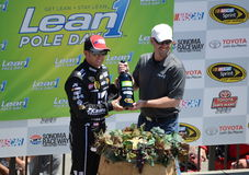 Jamie McMurray #1 Royalty Free Stock Photography
