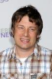 Jamie Oliver image libre de droits