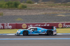 Jamie Winslow of Algarve Pro Racing in Asian Le Mans Series - Ra Royalty Free Stock Photography