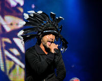 Jamiroquai Royalty Free Stock Photography