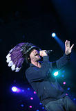 Jamiroquai Royalty Free Stock Photos