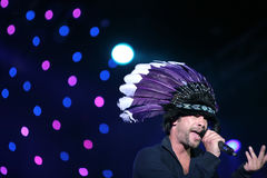 Jamiroquai Royalty Free Stock Photo