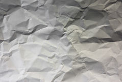 Jammed paper. Texture representing jammed paper, low saturated, gradient lightened Royalty Free Stock Photo