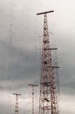 Jammer livre do rádio de Europa Imagem de Stock