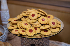 Jammie Dodgers Foto de Stock Royalty Free