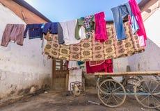Jammu, le Cachemire et Ladakh - un monde de couleurs images libres de droits