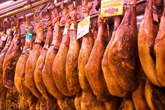 Jamon photo stock