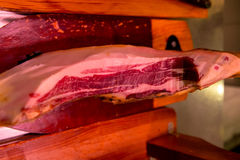 Jamon iberico Stock Photos