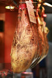 Jamon Serrano Immagine Stock