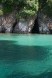 jamy morze Zdjęcie Stock