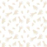 jamy obrazu wzór bezszwowy Ręka obrazów tło Zdjęcia Stock
