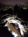 Jamy Yorkshire skały kamienia historia zdjęcie royalty free