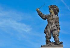Jan Baert, igualmente conhecido para seu nome francês Jean Bart, [1] Dunkirk, o 21 de outubro de 1650 27 de abril de 1702 era um  fotos de stock