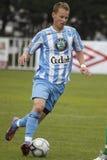 Jan Chramosta - czech football supertalent Stock Photos