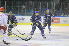 Jan Hlavac - HC Kladno Stock Photo