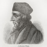 Jan. Hus Stockbilder