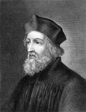 Jan Hus Royaltyfria Foton