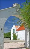 Jan Kock Estates, Curacao Royalty Free Stock Images
