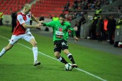 Jan Kovarik - FK Jablonec Royalty Free Stock Photography