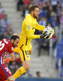 Jan Oblak of Atletico Madrid Stock Photo