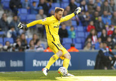 Jan Oblak of Atletico Madrid Royalty Free Stock Photos
