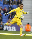 Jan Oblak van Atletico Madrid Stock Afbeeldingen