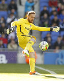 Jan Oblak von Atletico Madrid Lizenzfreie Stockfotos
