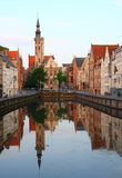 Jan van Eyckplein Royalty Free Stock Photography