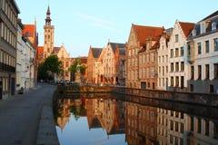 Jan van Eyckplein Stock Photo