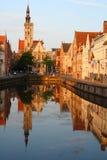 Jan van Eyckplein Royalty Free Stock Image