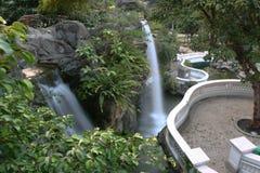 25 Jan 2005 the waterfall at hong kong park, hong kong