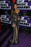 Jana Kramer aux 2013 récompenses de musique de CMT, arène de Bridgestone, Nashville, TN 06-05-13 Image stock